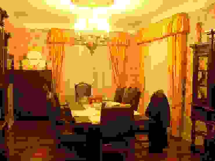 Salas de estilo colonial de Prosperity Colonial
