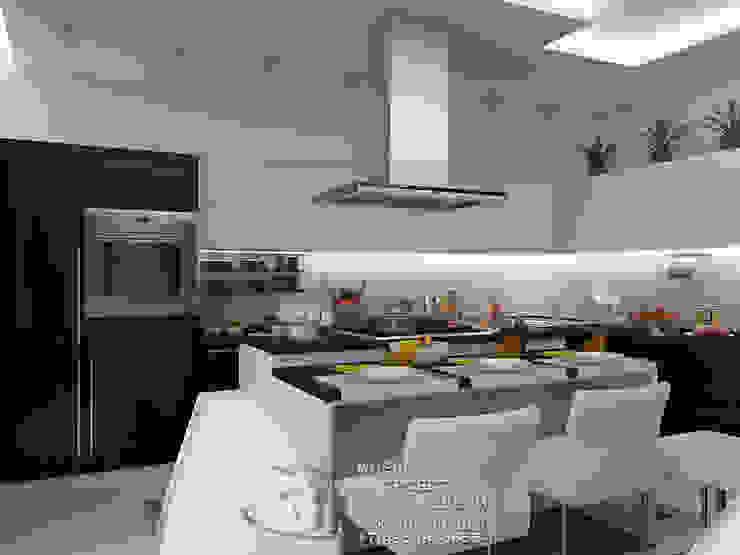 Бюро домашних интерьеров 廚房