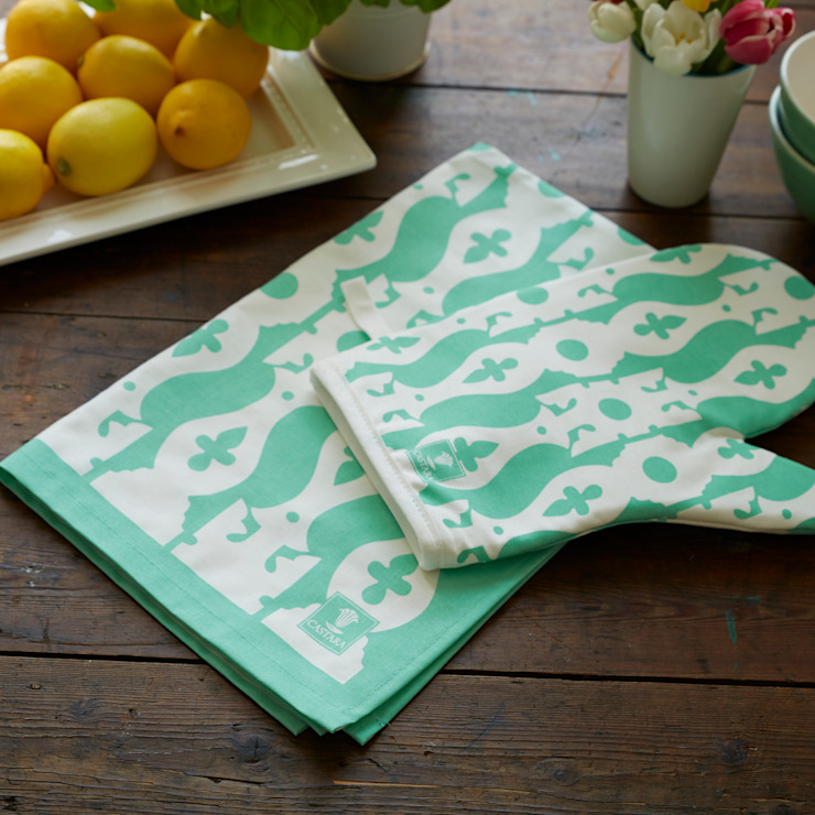 homify KitchenAccessories & textiles