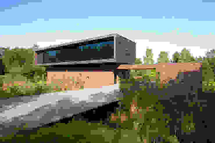 Casas modernas por Dorenbos Architekten bv Moderno