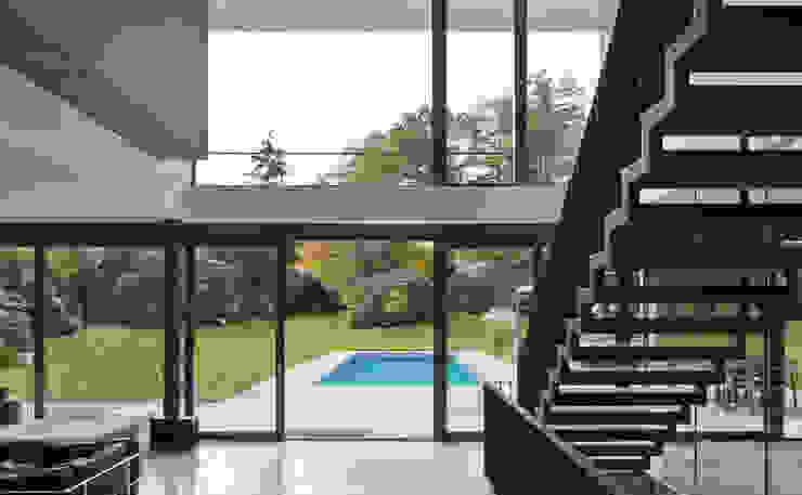 Haus F Moderne Pools von Tusch Architekten und Ingenieure Düsseldorf Modern