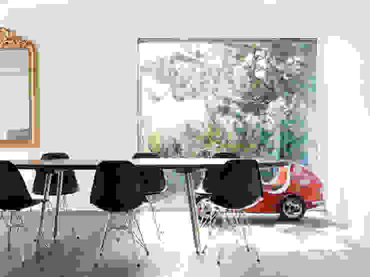 Haus L Moderne Esszimmer von nimmrichter architekten ETH SIA AG Modern