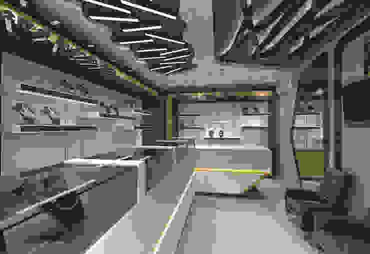 StellaStil İç Mimarlık – Kuyumcu: modern tarz , Modern