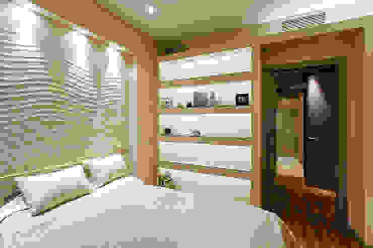 ЛОФТ Спальня в стиле лофт от ООО 'Студио-ТА' Лофт