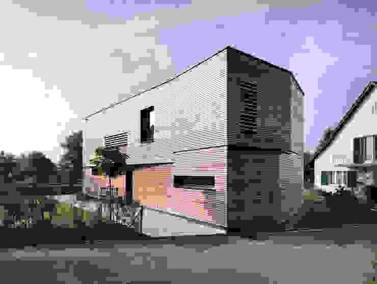 Haus S nimmrichter architekten ETH SIA AG Moderne Häuser