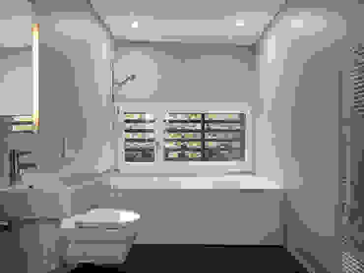 Nowoczesna łazienka od nimmrichter architekten ETH SIA AG Nowoczesny