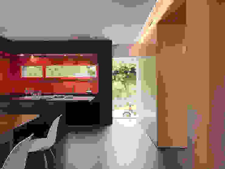 Haus S Moderne Küchen von nimmrichter architekten ETH SIA AG Modern