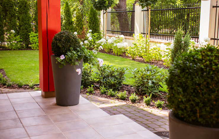 Garten von Miejskie Ziele, Klassisch