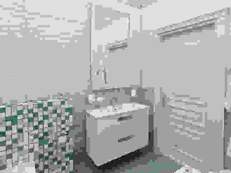 Moderne Badezimmer von Гурьянова Наталья Modern