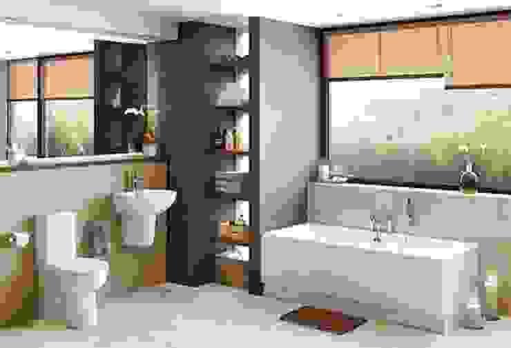 Avcılardekorasyon Modern Banyo Ysk Dekorasyon Modern