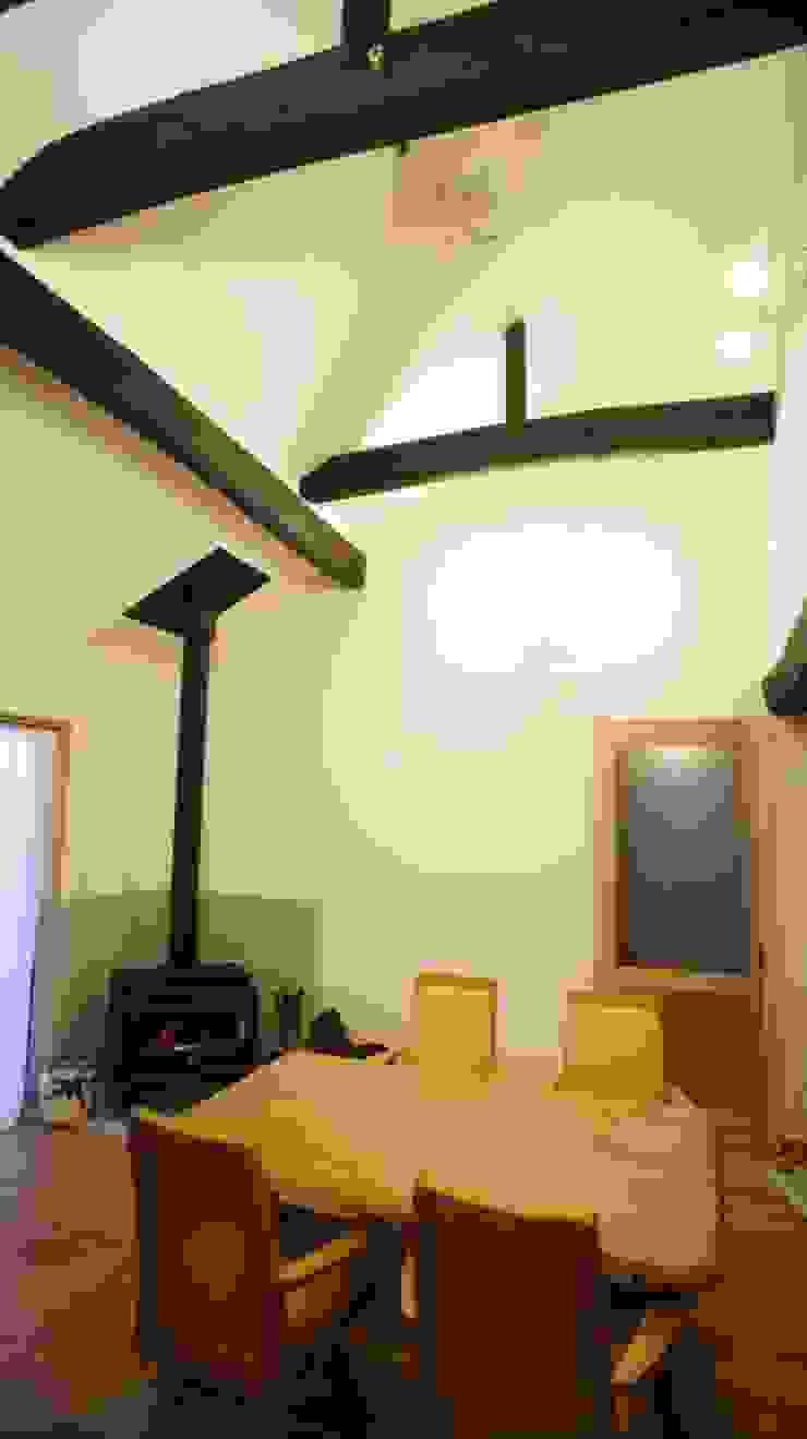 マルモコハウス Classic style dining room