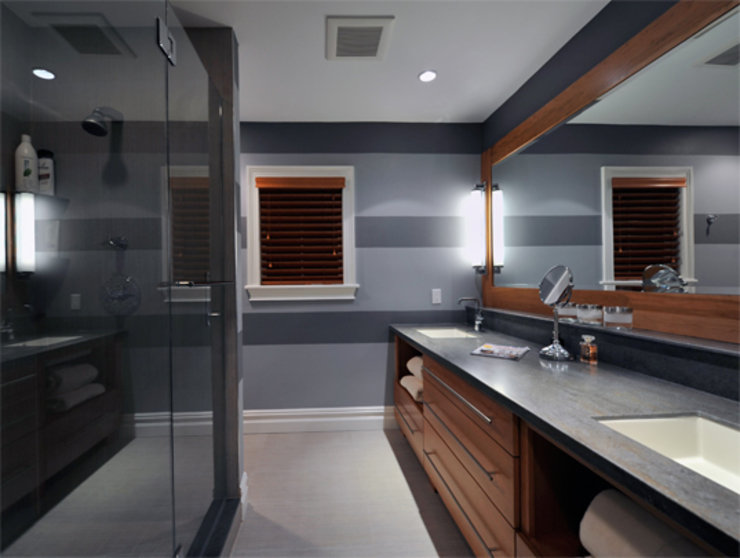 Gaziosmanpaşadekorasyon Modern Banyo Tadilat Şirketleri Modern
