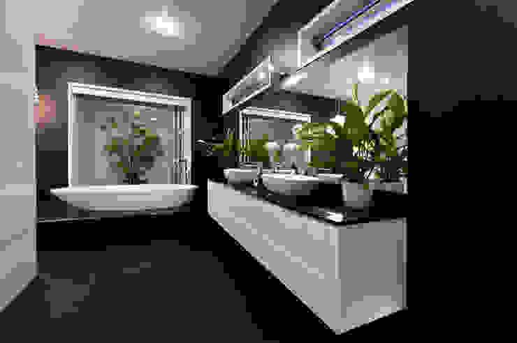Baños de estilo moderno de Daire Tadilatları Moderno