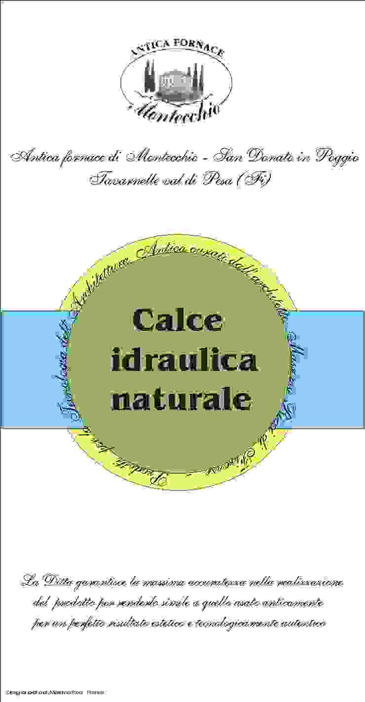 Materiali usati per la realizzazione del Cocciopesto Montecchio S.r.l. Spa in stile mediterraneo
