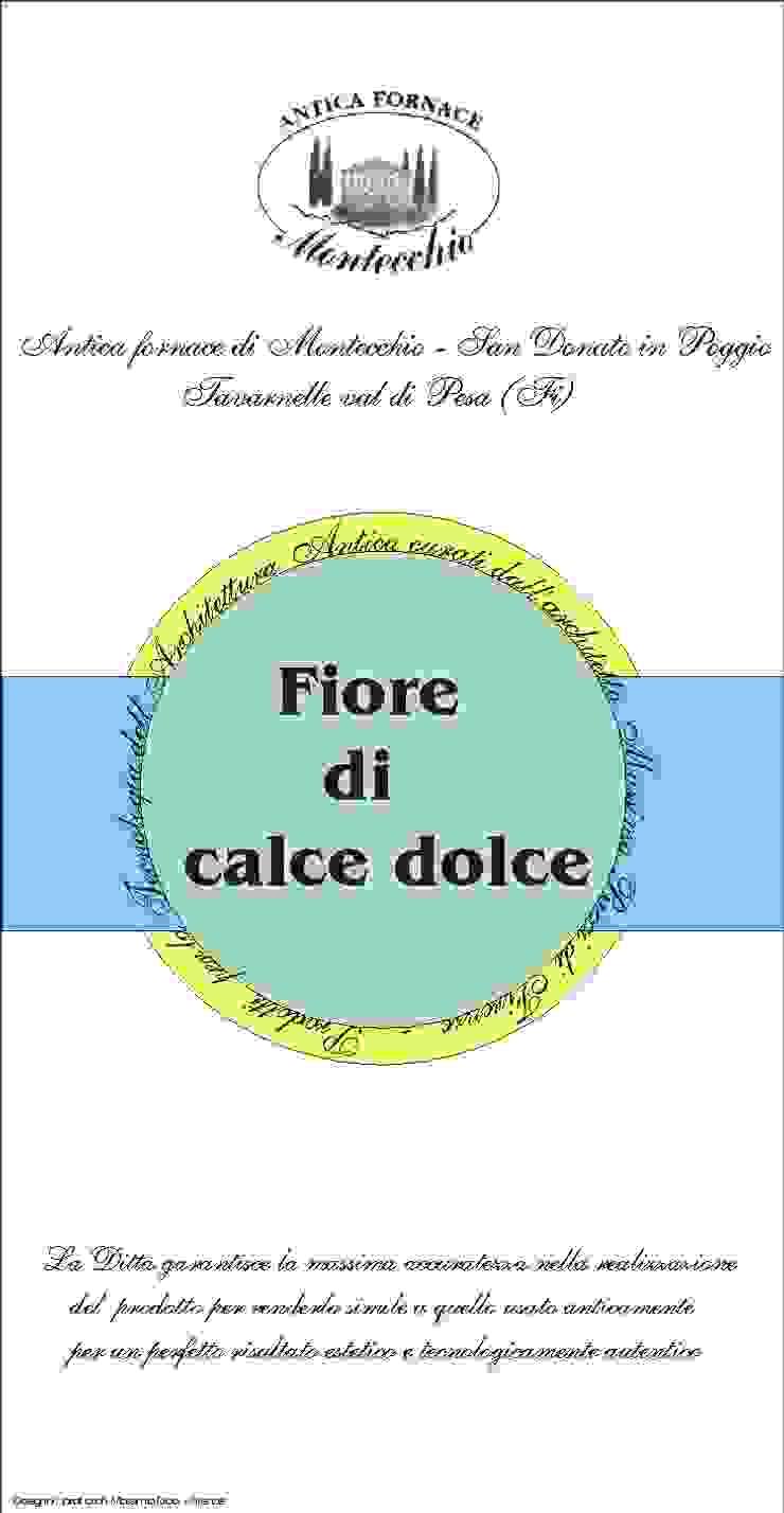 Materiali usati per la realizzazione del Cocciopesto Montecchio S.r.l. Piscina in stile mediterraneo