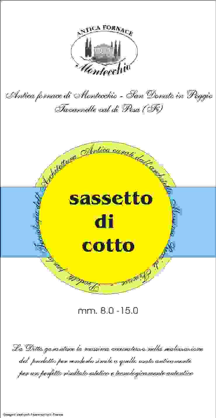 Materiali usati per la realizzazione del Cocciopesto Montecchio S.r.l. Stanza dei bambini in stile mediterraneo