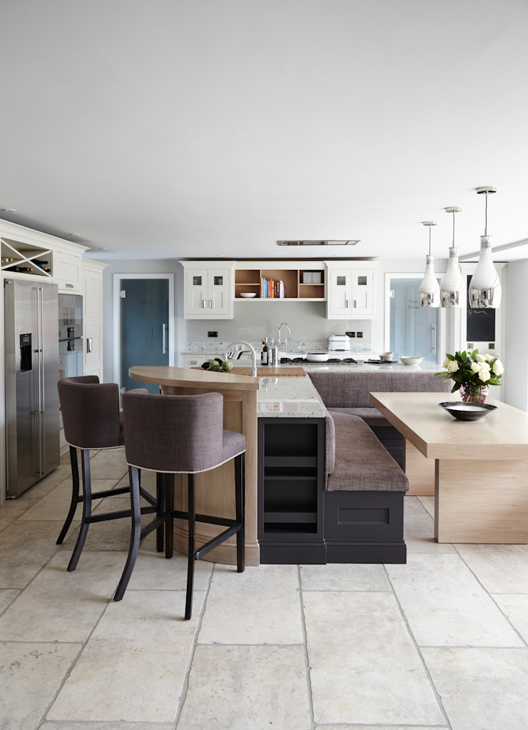 The Arcadian Kitchen Modern kitchen by Mowlem&Co Modern