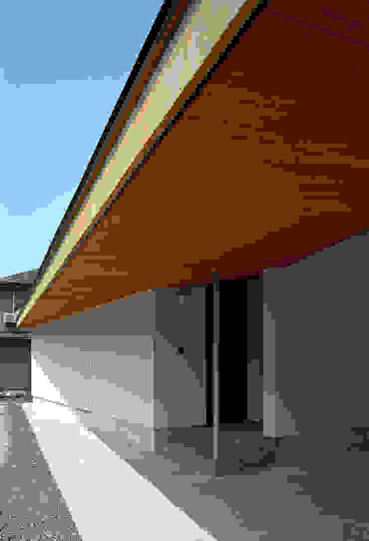 河辺の平屋住宅 モダンな 家 の トリノス建築計画 モダン