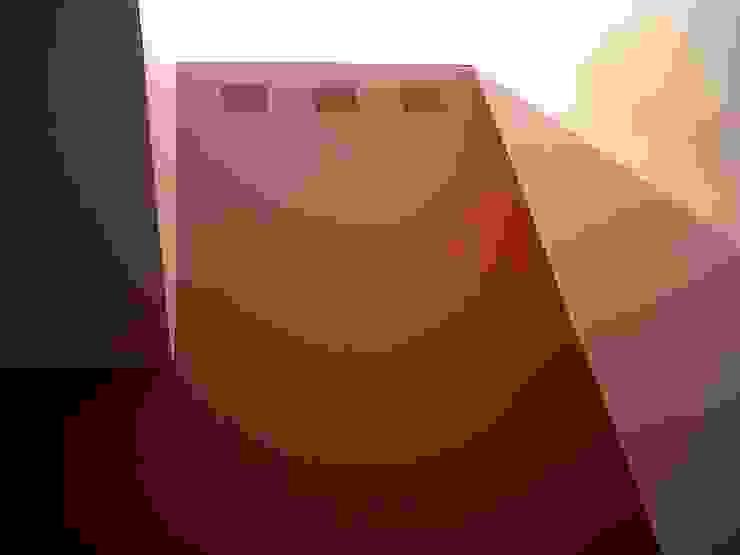 Privada 40 Paredes y pisos de estilo minimalista de Constructora e Inmobiliaria Catarsis Minimalista