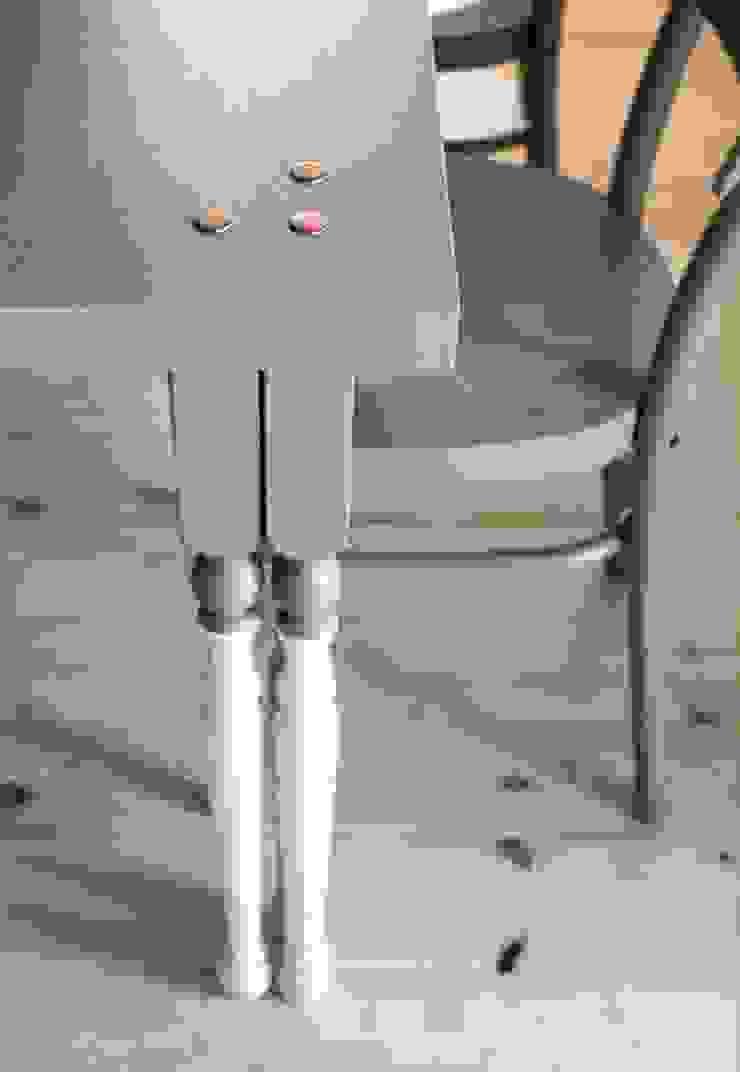 Интерьер AK Столовая комната в эклектичном стиле от INT2architecture Эклектичный