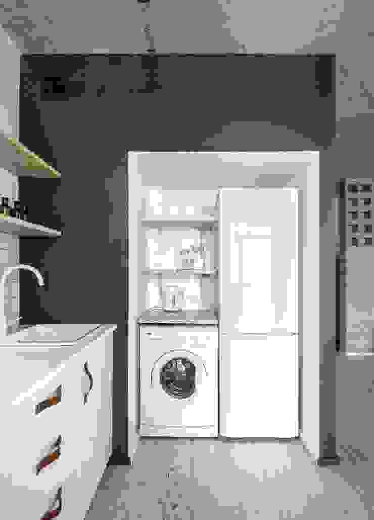 Интерьер AK Кухни в эклектичном стиле от INT2architecture Эклектичный