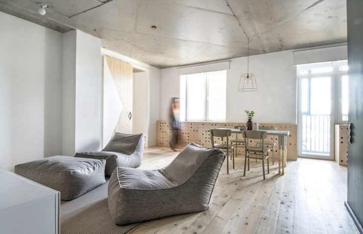 by INT2architecture Eclectic