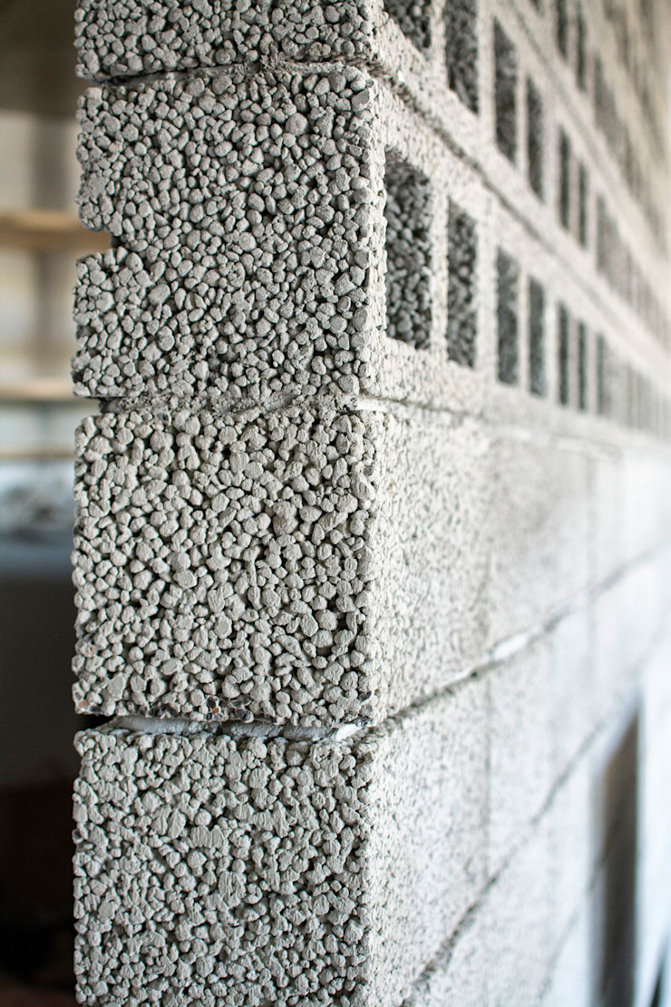 Интерьер AK Стены и пол в эклектичном стиле от INT2architecture Эклектичный