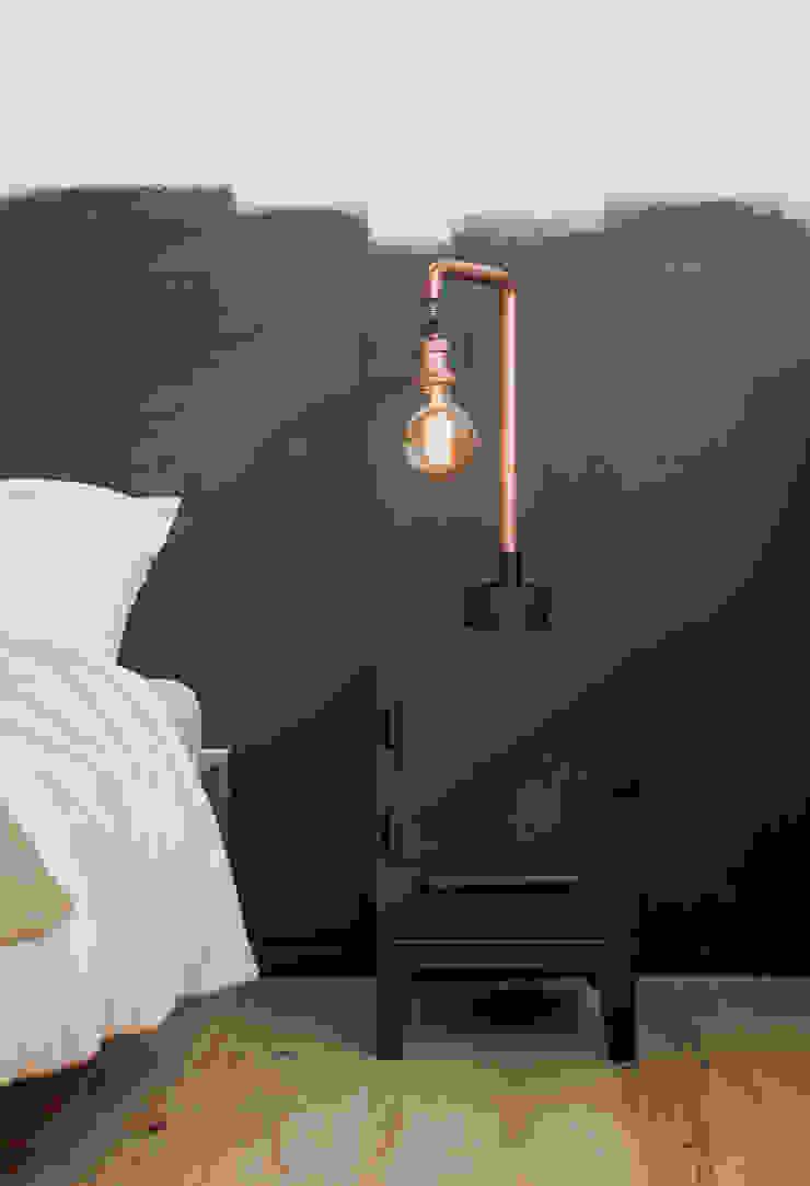 Интерьер AK Спальня в эклектичном стиле от INT2architecture Эклектичный