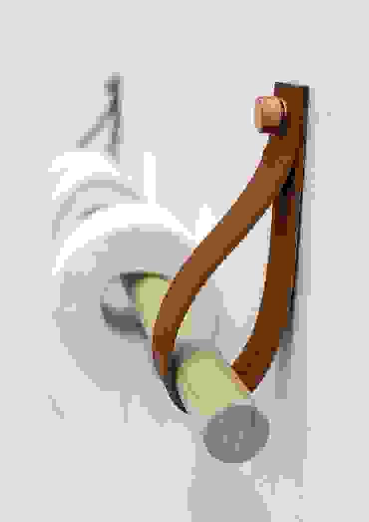 Интерьер AK Ванная комната в эклектичном стиле от INT2architecture Эклектичный