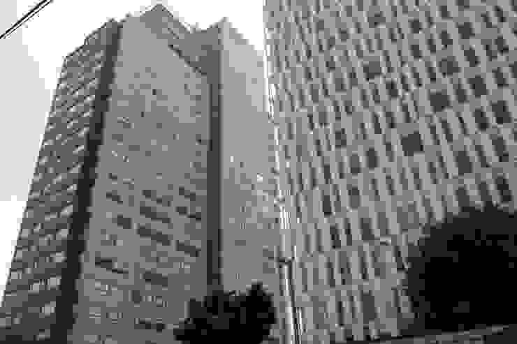 Corev de México:  tarz Balkon, Veranda & Teras,