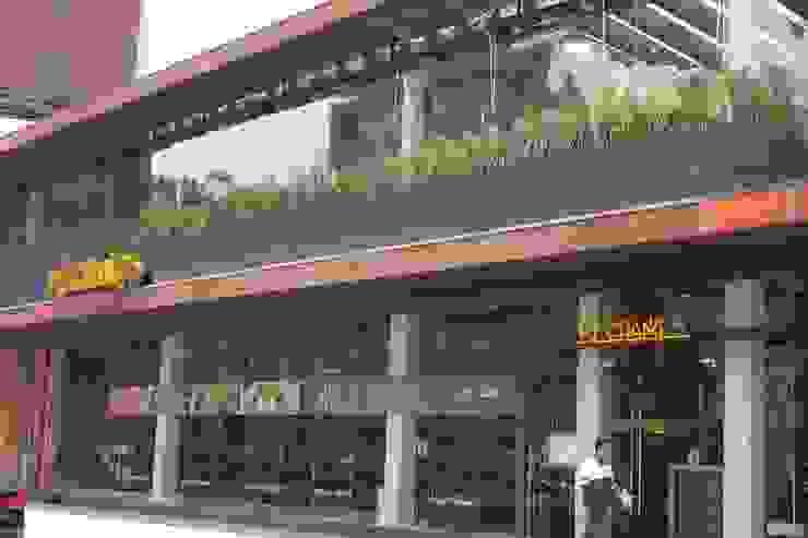 PF. CHANGS WTC Espacios comerciales de estilo minimalista de Corev de México Minimalista
