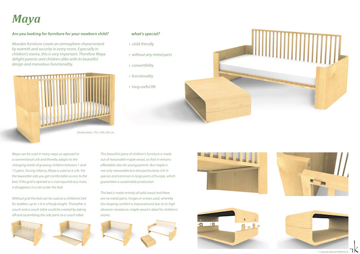 di Raphael Klaffenböck - Design und Produktmanagement Moderno