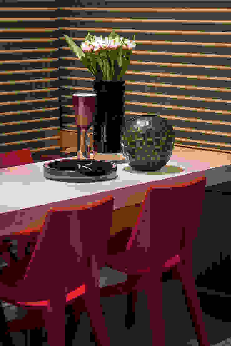 modern  by Nara Cunha Arquitetura e Interiores, Modern