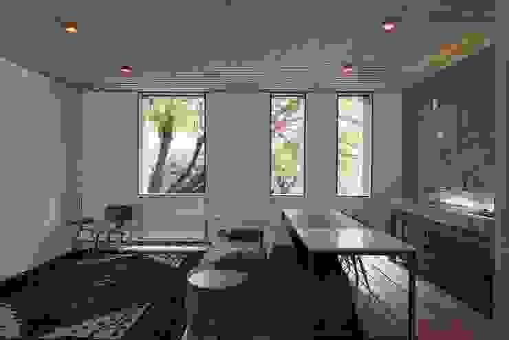 Alvaro Moragrega / arquitecto Livings de estilo industrial