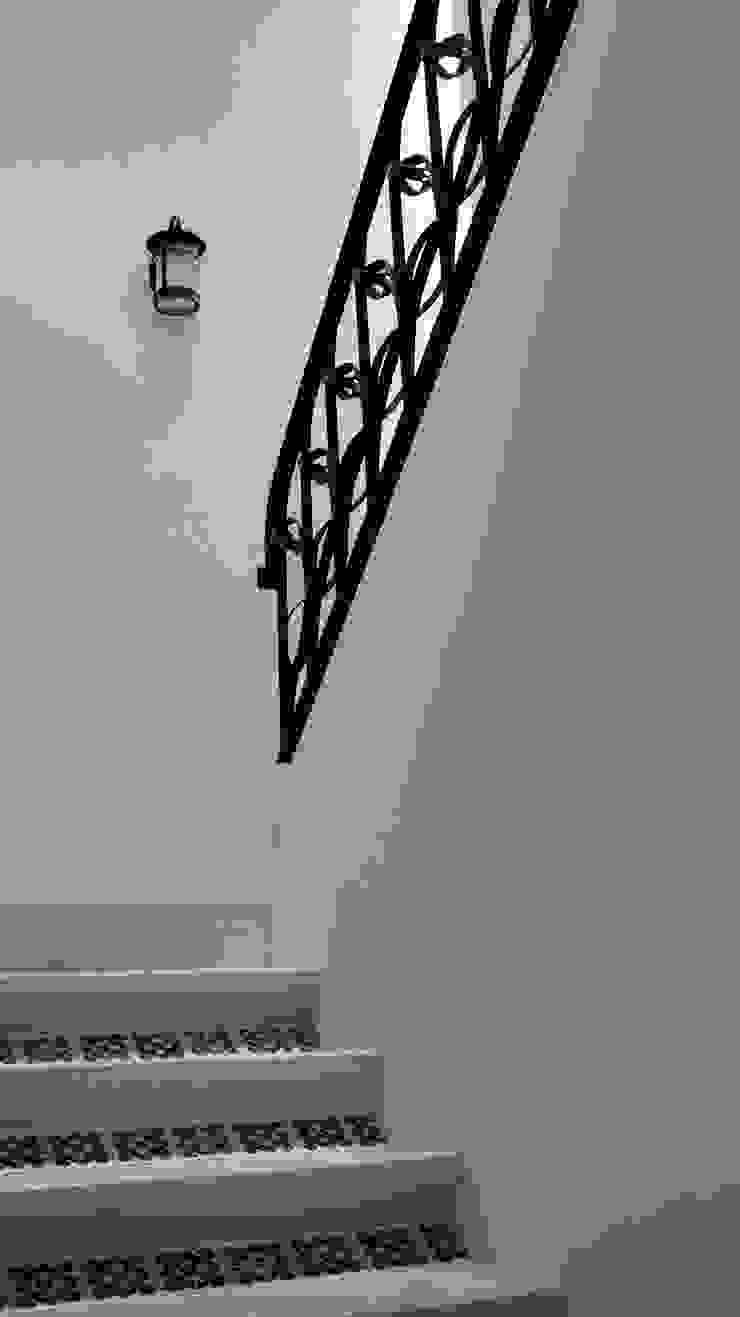 Casa Cuayantla Pasillos, vestíbulos y escaleras coloniales de Itech Kali Colonial