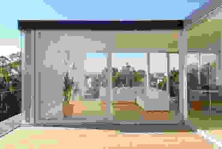 Hiên, sân thượng phong cách công nghiệp bởi Alvaro Moragrega / arquitecto Công nghiệp