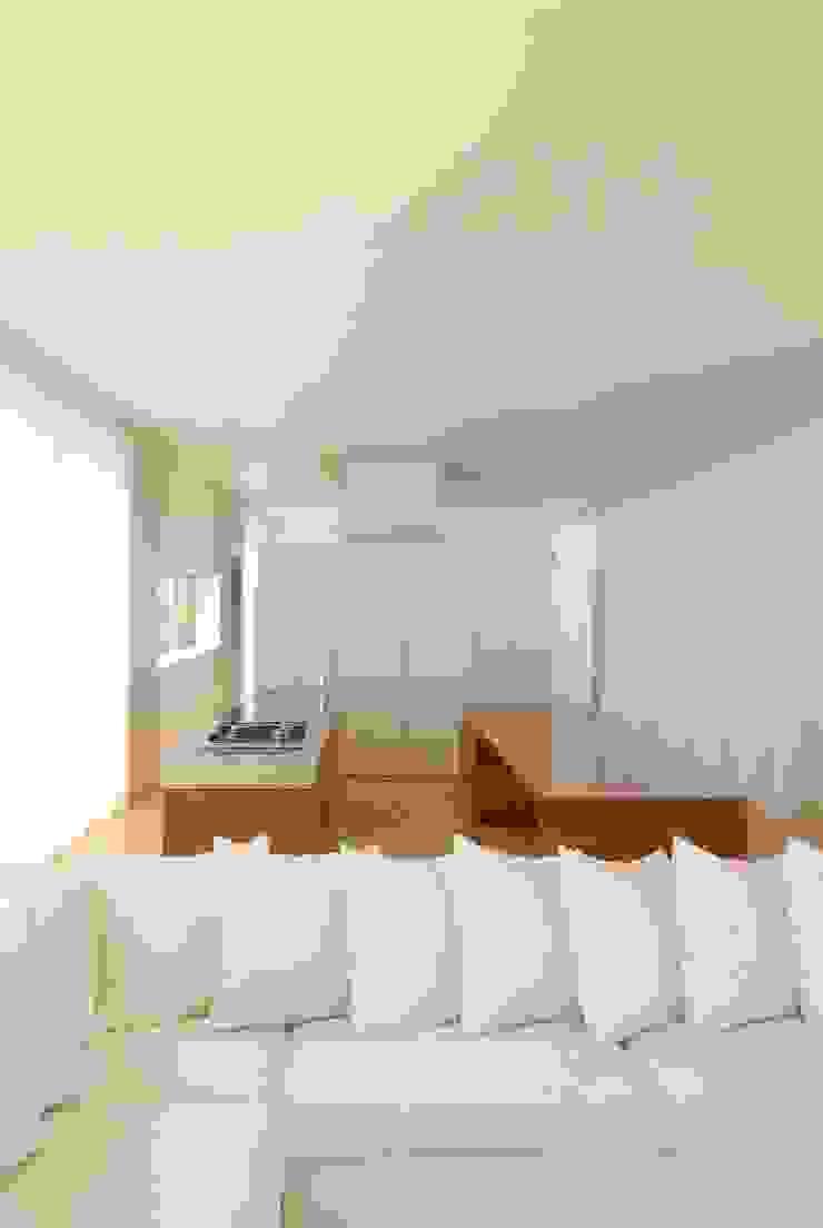 인더스트리얼 주방 by Alvaro Moragrega / arquitecto 인더스트리얼