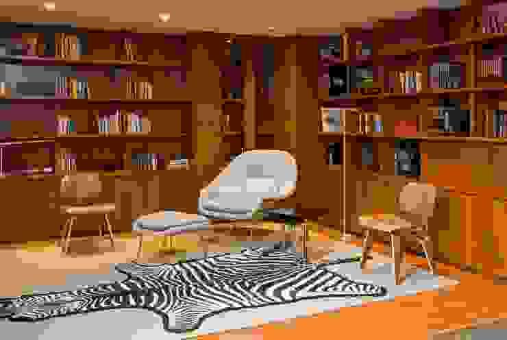 Moderne Arbeitszimmer von Alvaro Moragrega / arquitecto Modern