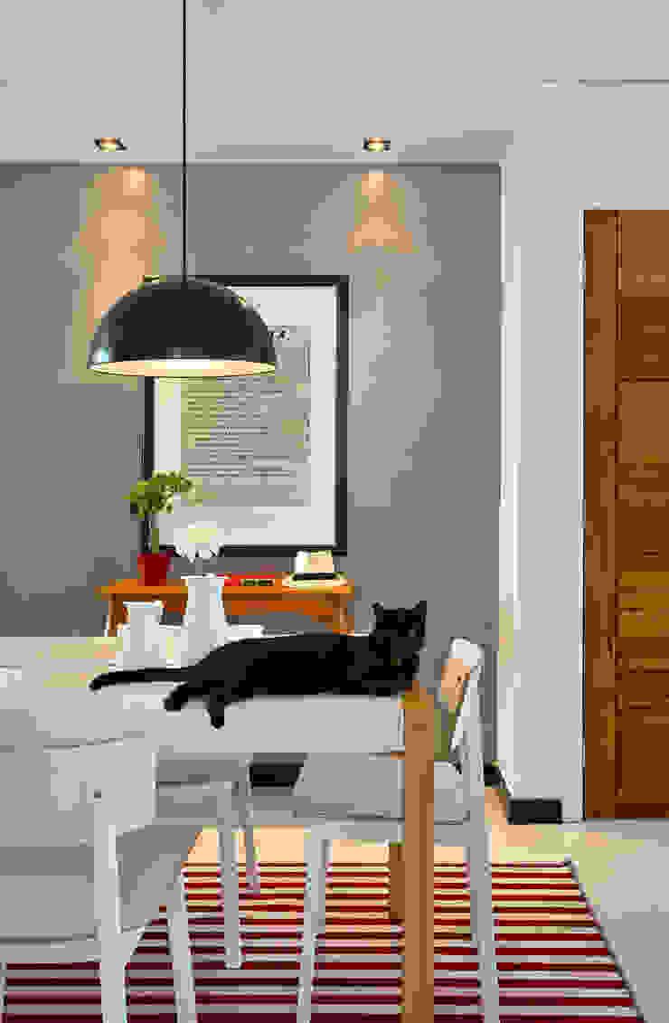 Modern Yemek Odası Estúdio 102 Modern