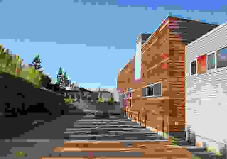 Casas de estilo  por Alvaro Moragrega / arquitecto,