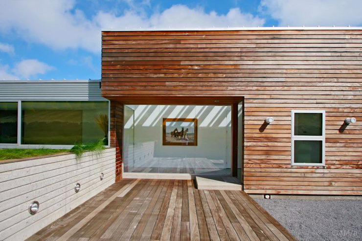 Casas de estilo  de Alvaro Moragrega / arquitecto