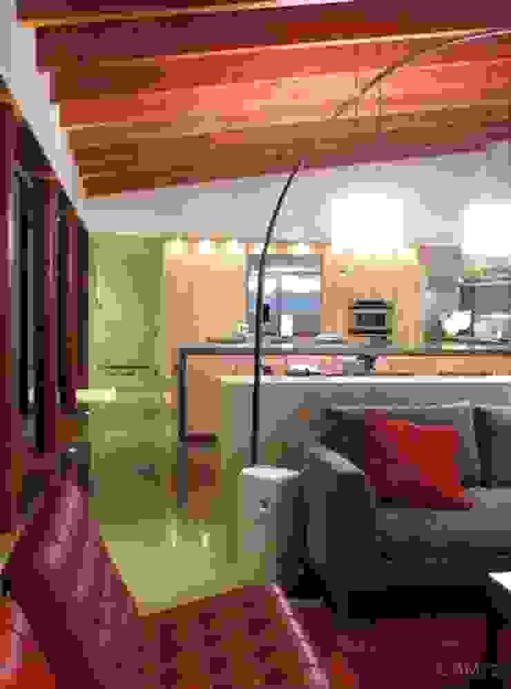 Lani Nui Ranch Salones modernos de Alvaro Moragrega / arquitecto Moderno