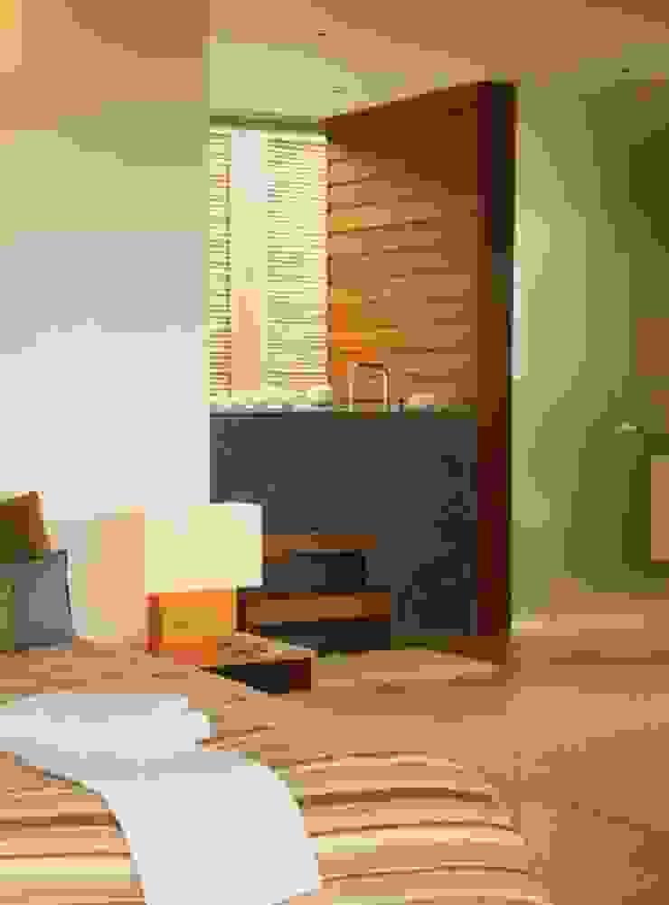 Lani Nui Ranch Baños modernos de Alvaro Moragrega / arquitecto Moderno