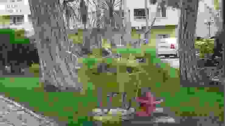 Mediterraner Garten von sihirlipeyzaj Mediterran