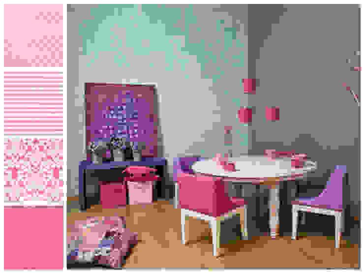 Sala de juego infantil Dormitorios infantiles modernos de MARIANGEL COGHLAN Moderno