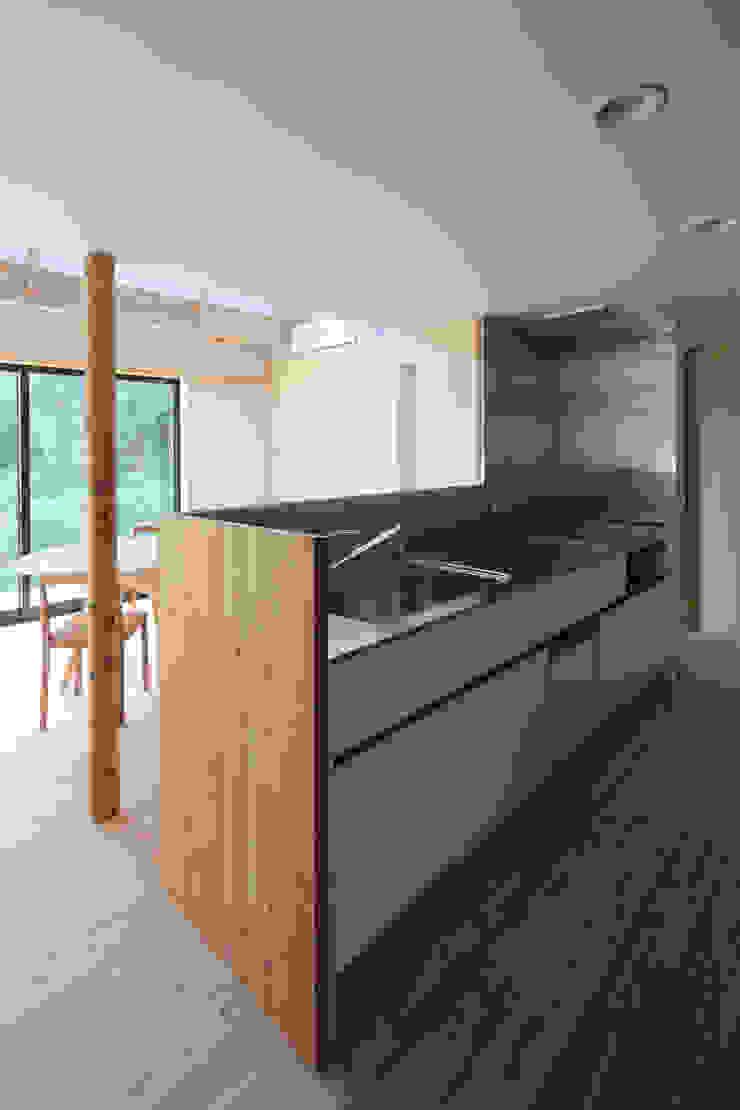 キッチン オリジナルデザインの キッチン の 芦田成人建築設計事務所 オリジナル