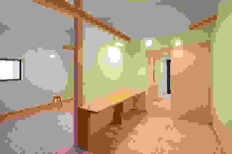 寝室 オリジナルスタイルの 寝室 の 芦田成人建築設計事務所 オリジナル
