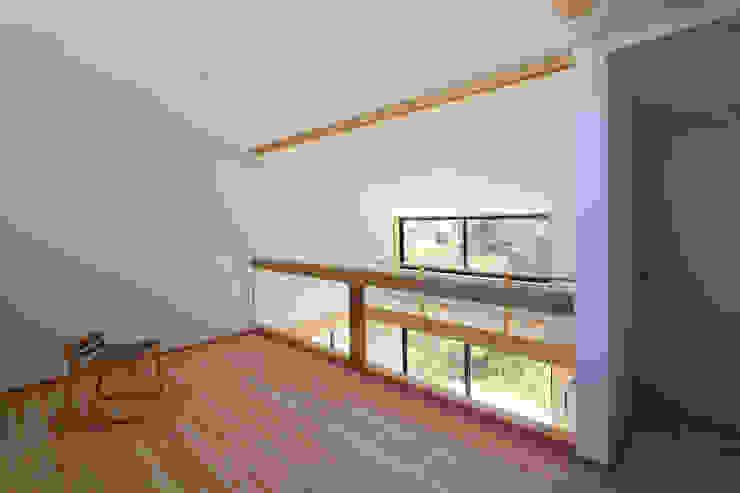 予備室 オリジナルデザインの 多目的室 の 芦田成人建築設計事務所 オリジナル
