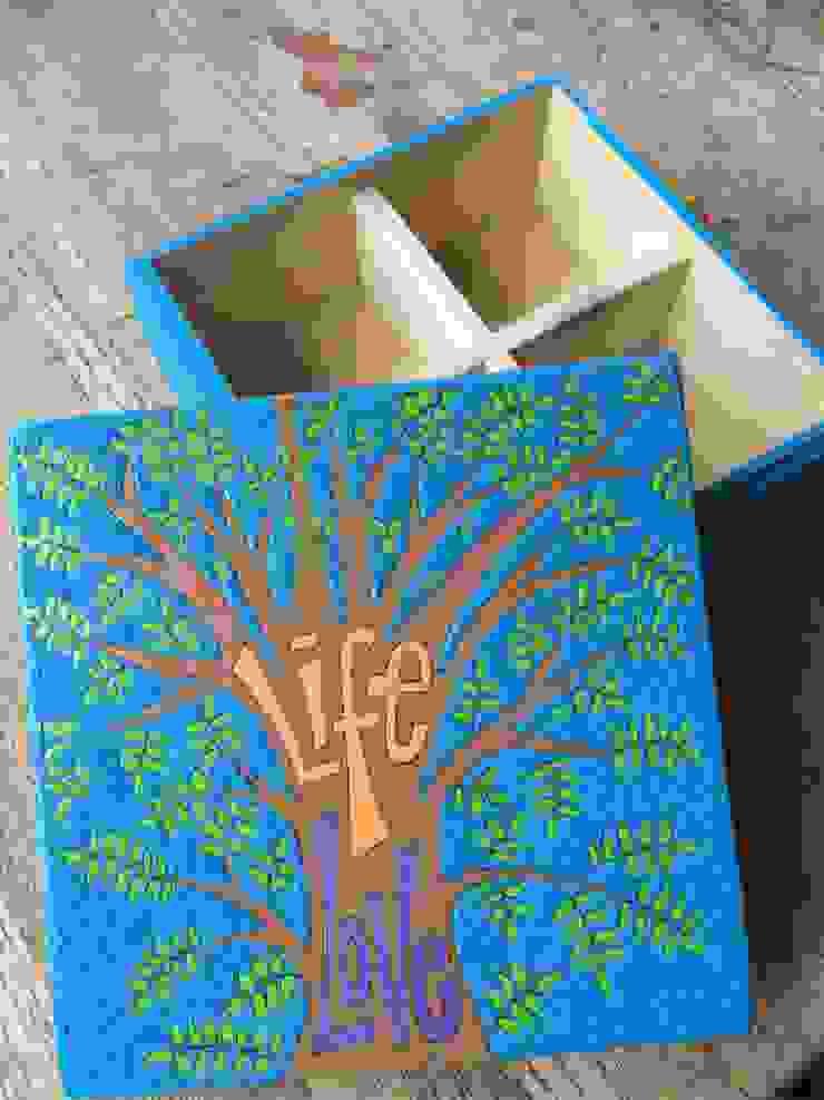 Caja de té arbol de la vida de Libel Clásico