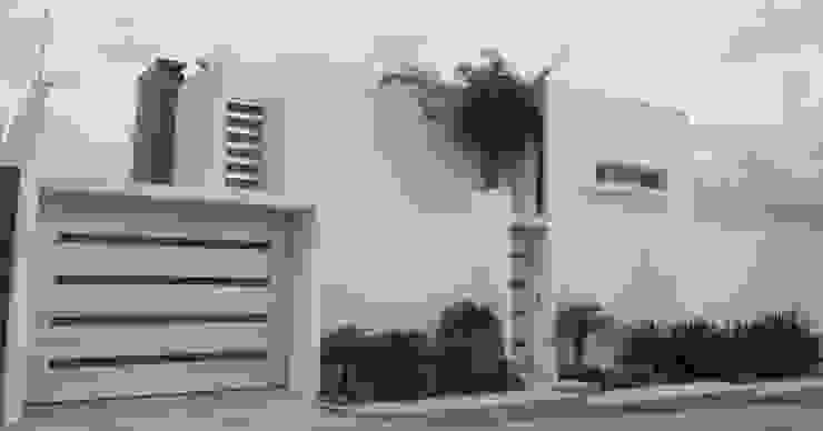 Minimalist house by ARKIZA ARQUITECTOS by Arq. Jacqueline Zago Hurtado Minimalist